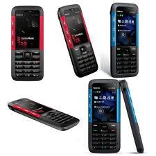 Original Nokia 5310 XpressMusic Unlocked Phone Bluetooth MP3 FM 6 month Warranty