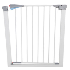 Indoor Home Baby Gate Security Dog Pet Door Fence Walk Thru Safety Tall