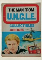 Man from U.n.c.l.e. Collectibles, Paperback by Buss, John, Like New Used, Fre...
