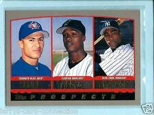 Alfonso Soriano 1999 99 Topps Rookie #203 New York Yankees - Combined Shipping
