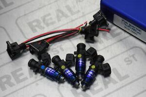 FIC 1200cc FIC Mitsubishi Evo X 4B11T Fuel Injector Clinic Injectors IS127-1200H