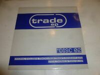 "DISC 02 Trade EP 1998 UK 2-track 12"" vinyl single record vinyl"