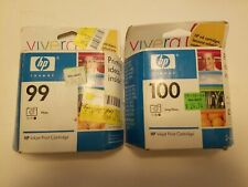 Includes Cartridges for 3ea HP 99. 3 Pack Refurbished Cartridges for HP 99