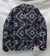 Billabong Womens Akira Insulated Ski Jacket JSNJLARI Navajo Blue Small