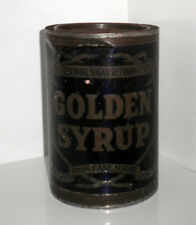 VINT CSR COLONIAL SUGAR REFINING CO LTD 7lbs GOLDEN SYRUP TIN FROM CANE SUGAR
