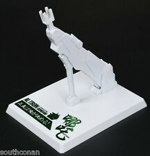 Plastic MetalBuild style Gundam W Natkau display stand base for HG MG PG