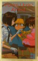 You're Under Arrest (Volume 2) VHS 1994 Anime OVA Kazuhiro Furuhashi Madman