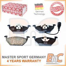 # GENUINE MASTER-SPORT HD FRONT DISC BRAKE PAD SET FOR VW AUDI SEAT SKODA