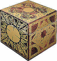 Hellraiser Puzzle Box (DVD, 2004, 4-Disc Set, Box Set)