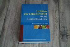 Lexikon der lebensmittel und der Lebensmittelchemie  Buch
