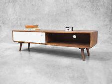 Scandinavian Entertainment Unit TV Stand Retro Danish Furniture Wooden Modern