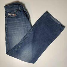 Diesel Men's Jeans Ravix  Bootcut Mid Blue W 28 L 32