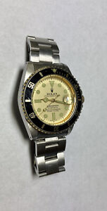 Rolex Submariner Ouster Perpetual Mens Watch