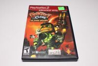 RATCHET AND CLANK UP YOUR ARSENAL Playstation 2 PS2 Acceptable