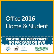 Office 2016 Home and Student Product Key 🔐 Activation License