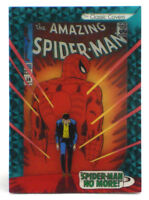 2014 Marvel Premier Spider-Man Classic Covers Shadowbox Card Upper Deck CSB-18