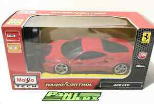 Ferrari 488 GTB 1:24 RC Model Radio Controlled Dads Childs Kids Birthday Gift