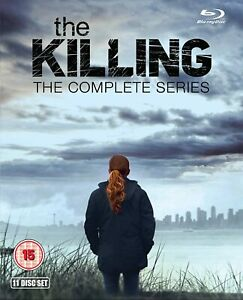 THE KILLING- COMPLETE SERIES- US VERSION DVD