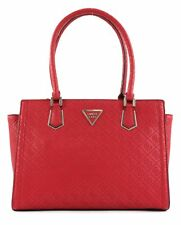 GUESS Bolso De Bandolera Lyra Society Satchel Red