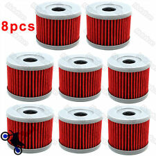 8x Oil Filter CB250 150cc 200cc 250cc Lifan Zongshen Loncin ATV Bike Pit Dirt