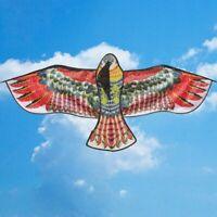 1.1m Huge Eagle Kite  Novelty Toy Kites Eagles Flying dv