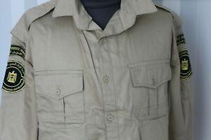 uniform  tunic  Iraqi customs patch chevron