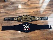 Hulk Hogan Hollywood Hogan Signed Undisputed Rep Title Belt WWE NWO Hogan COA !!