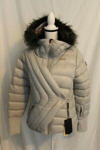 Under Armour UA LV Lindsay Vonn Louise Jacket Ski Snow 800 Fill MSRP $500 NEW