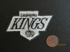 """Los Angeles Kings 3""""  Patch 1988-1998 Primary Logo Hockey"""