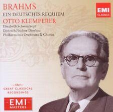 EMI Masters - A German Requiem / Otto Klemperer Brahms
