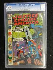 CGC Justice League of America #78 1970 Graded 7.0 FREE SHIPPING