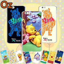 Pooh Case for Motorola One Hyper, Painted Cover WeirdLand