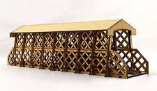Lattice Tunnel Bridge OO Gauge by WWS – Model Railways Layout Terrain Scenery