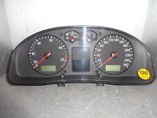 VW Passat 3B 1,9TDI Tacho Tachometer Kombiinstrument VDO 3B0920822A 110008961015