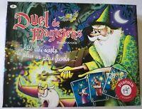 jeu de société duel de magiciens piatnik complet TBE