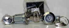 65,66 MUSTANG IGNITION - DOOR MATCHED LOCK SET  w/PONY KEYS