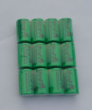 12X UltraFire CR2 800mAh 3.0V 15270 Rechargeable Li-Ion Battery Quantity 12