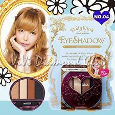 KOJI Dolly Wink Tsubasa Masuwaka Eye Shadow Palette 04 SHINY BROWN New Version