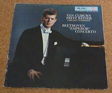 LP vinile BEETHOVEN Emperor concerto Van Cliburn Rca LM 2562 Red Seal Germany