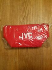 JVC Audio/Video Cassettes Insulated Lunch Bag Brand new and unused