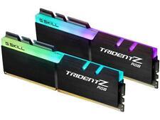 G.SKILL TridentZ RGB Series 32GB (2 x 16GB) 288-Pin DDR4 SDRAM DDR4 3600 (PC4 28