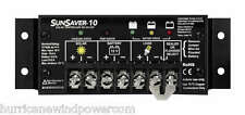 Morningstar  SS-10-12V SunSaver 10 amp 12 volt Solar Charge Controller