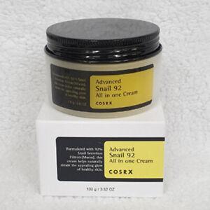 COSRX Advanced Snail 92 All in one Cream 100ml Best Korean Cosmetics Made Korea