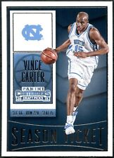 Vince Carter #97 Panini Contenders Draft Picks 2015 Basketball Card (C2449)
