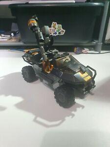 Mega Bloks UNSC Attack Gausshog Vehicle CNG66 Loose