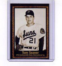 Tom Seaver, '66 Jacksonville Suns, Lone Star Litho limited edition