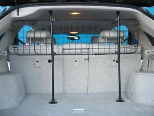 Pawamore Car Boot Pet Barrier Metal Mesh Grill Dog Guard for Hatch Estates & 4x4