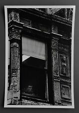Leon Supraner New York Vintage Silver Gelatin Photo 19x28 Street Photography Man