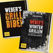 Set: WEBER'S GRILLBIBEL + WINTERGILLEN   JAMIE PURVIANCE   Winter Grillen (Buch)