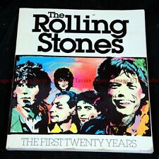 1981 Rolling Stones The First Twenty Years David Dalton